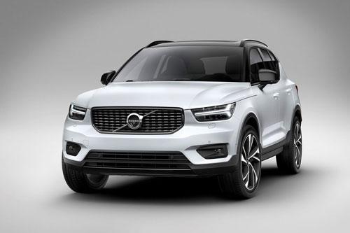 8. Volvo XC40 2020 (giá khởi điểm: 34.695 USD).