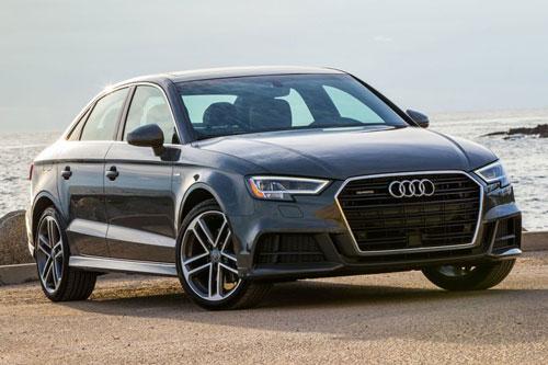 7. Audi A3 2020 (giá khởi điểm: 34.295 USD).