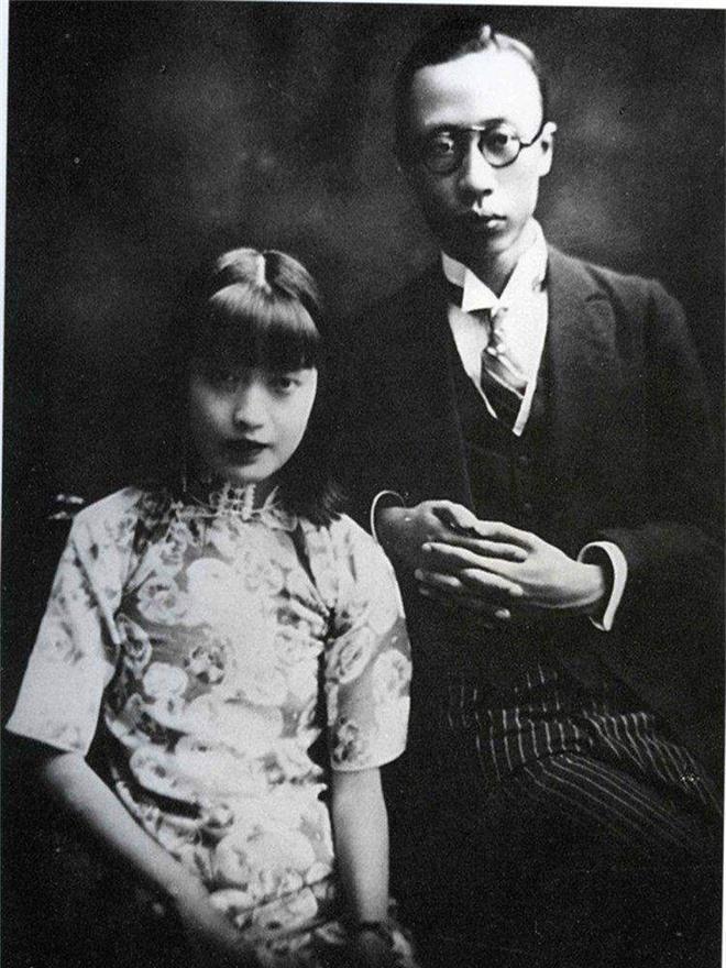 Ảnh hiếm chưa từng được hé lộ trong hôn lễ Hoàng đế Phổ Nghi - vị vua cuối cùng của nhà Thanh - Ảnh 2.