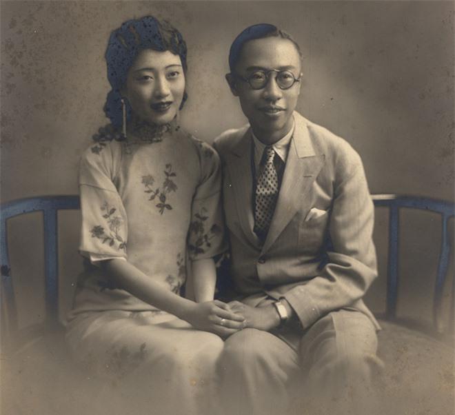 Ảnh hiếm chưa từng được hé lộ trong hôn lễ Hoàng đế Phổ Nghi - vị vua cuối cùng của nhà Thanh - Ảnh 3.