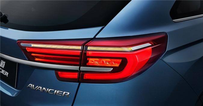 Honda Avancier vẫn sử dụng khối động cơ 4 xi-lanh dung tích 1.5L turbo, sản sinh công suất tối đa 196 mã lực hoặc động cơ 4 xi-lanh 2.0L turbo với công suất cực đại 276 mã lực.
