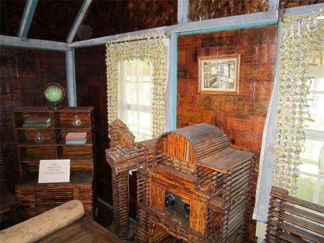 Chuyện kỳ lạ về ngôi nhà làm từ 100.000 tờ báo cũ, vững chãi hiên ngang suốt gần 1 thế kỷ vẫn không có dấu hiệu mục nát - Ảnh 7.
