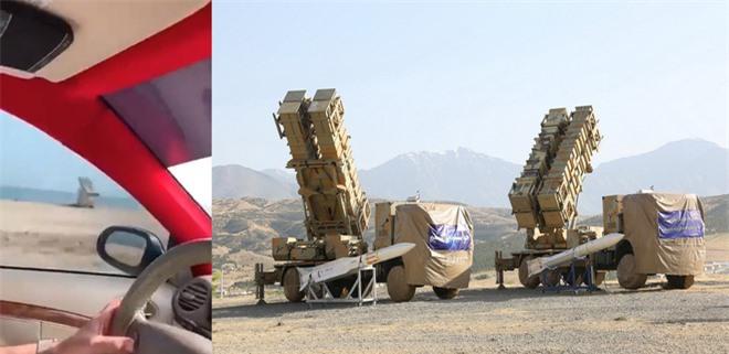NÓNG: Iran rải tên lửa phòng không dọc eo biển Hormuz, quyết lần nữa hạ gục UAV RQ-4A? - Ảnh 1.