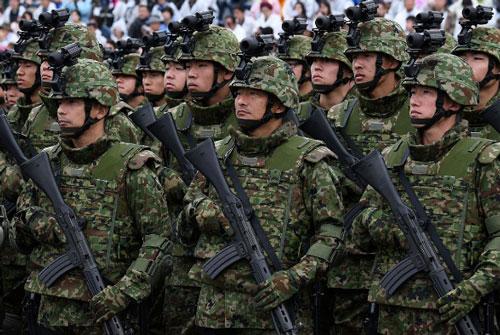 Bộ Quốc phòng Nhật Bản đang muốn mua thêm vũ khí để bảo vệ các vùng