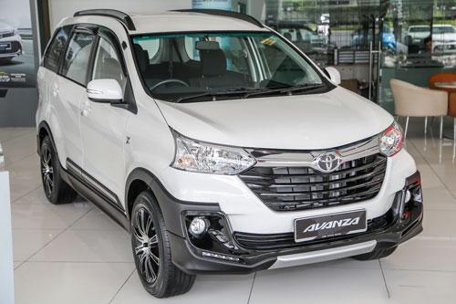 Toyota Avanza bỏ xa Mitsubishi Xpander về doanh số