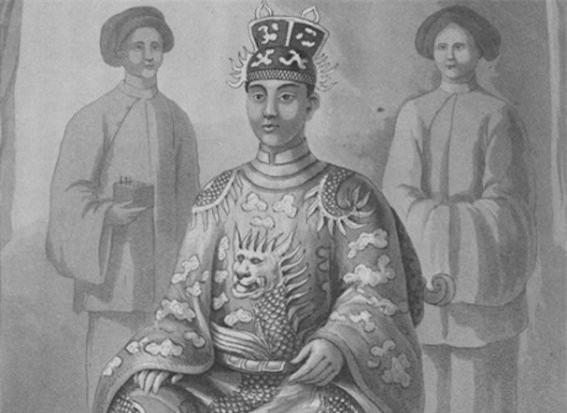 Vị hoàng đế nhiều con nhất nhà Nguyễn là ai? - Ảnh 1.
