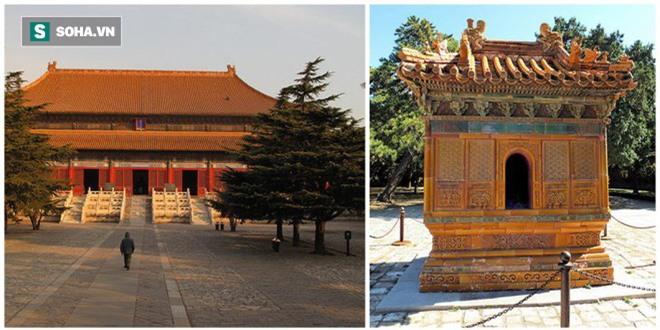 Lăng mộ của 13 hoàng đế nhà Minh: Khai quật sau 500 năm, cổ vật châu báu vẫn nguyên vẹn - Ảnh 1.
