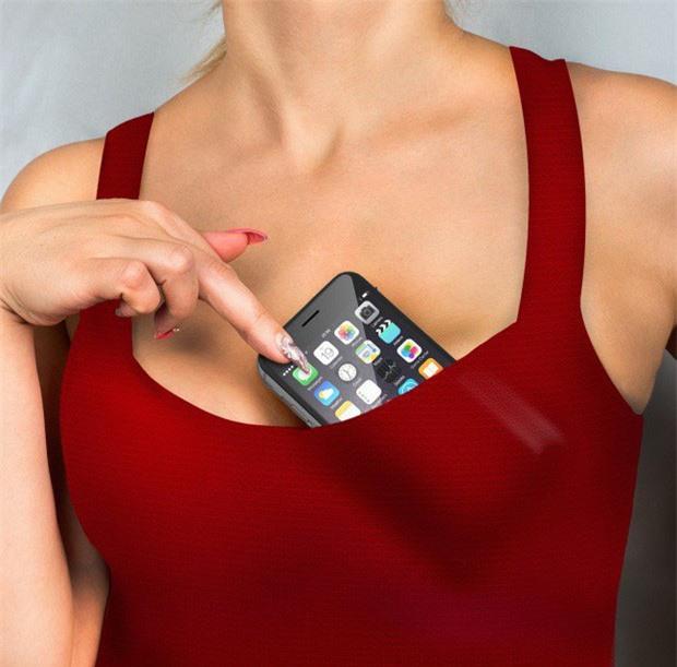 Mách bạn những chỗ không nên để điện thoại để bảo vệ sức khỏe - Ảnh 3.