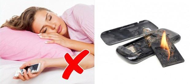 Mách bạn những chỗ không nên để điện thoại để bảo vệ sức khỏe - Ảnh 6.