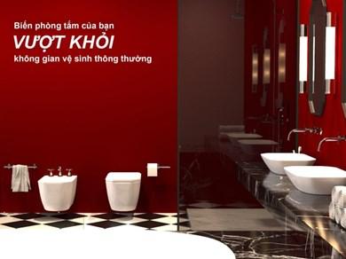 Viglacera cho ra đời sản phẩm sứ vệ sinh và gạch ốp lát kháng khuẩn đầu tiên tại Việt Nam