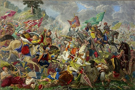 Vua Matthias & đạo quân Đen - Ảnh 3.