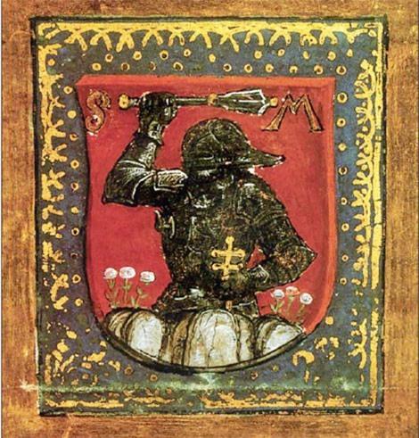 Vua Matthias & đạo quân Đen - Ảnh 4.