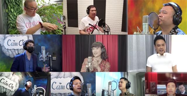 Xuân Hinh, Thanh Thanh Hiền hát cổ vũ chống dịch Covid-19 - 2
