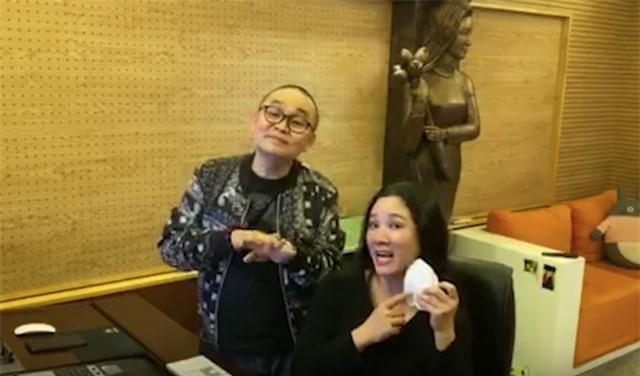 Xuân Hinh, Thanh Thanh Hiền hát cổ vũ chống dịch Covid-19 - 3
