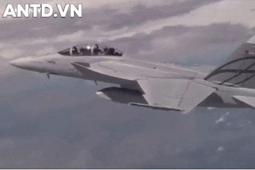 Chiến đấu cơ F/A-18E/F Advanced Super Hornet