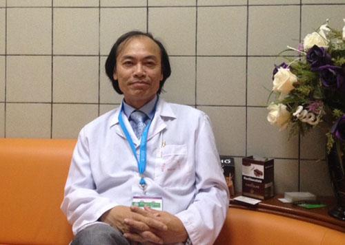 PGS.TS Nguyễn Tiến Dũng - Nguyên trưởng khoa Nhi Bệnh viện Bạch Mai.