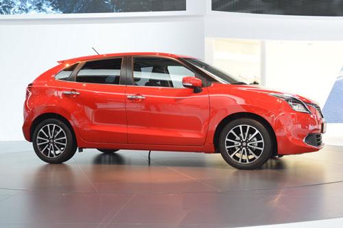 1. Suzuki Baleno (doanh số: 11.406 chiếc).