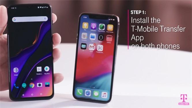 10 bước để chuyển dữ liệu từ iPhone sang điện thoại Android và ngược lại - ảnh 1
