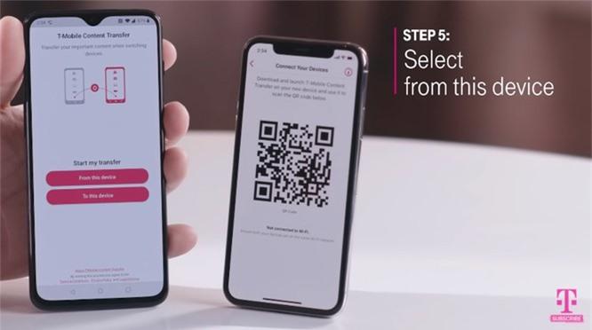 10 bước để chuyển dữ liệu từ iPhone sang điện thoại Android và ngược lại - ảnh 5