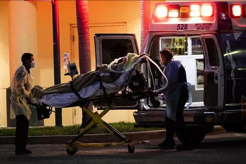 Dịch COVID-19 ngày 7/4: Việt Nam dự kiến có 18 người được công bố khỏi bệnh, Mỹ ghi nhận hơn 10.000 ca tử vong