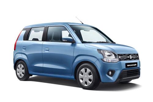 3. Suzuki Wagon R (doanh số: 9.151 chiếc).