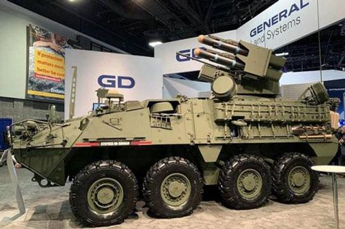 Mỹ thử nghiệm tổ hợp vũ khí phòng không tầm thấp IM-SHORAD