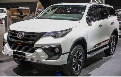 Kích cầu tiêu dùng, Toyota Fortuner 2020 giảm giá tới gần 100 triệu đồng