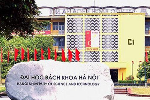 Trường Đại học Bách khoa Hà Nội.