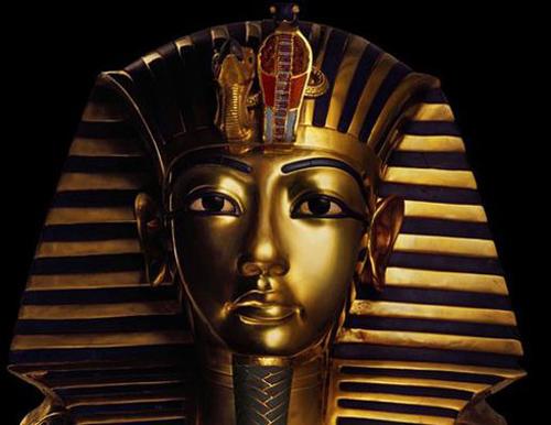 """Hình ảnh tái dựng vua Ai Cập cổ đại gây """"sốc"""""""