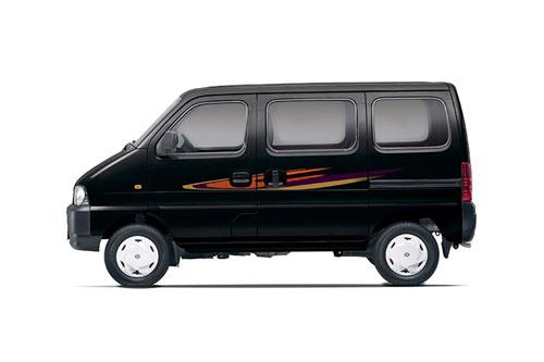 8. Suzuki Eeco (doanh số: 5.966 chiếc).