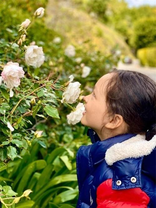 Hồng Nhung hé lộ cuộc sống với cặp song sinh tại Mỹ - Ảnh 7.