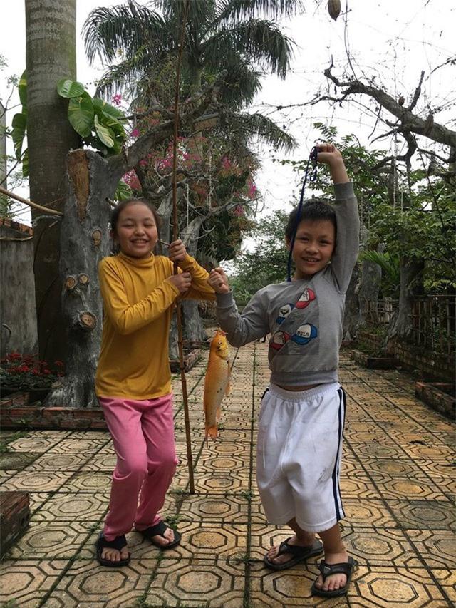 Nhà vườn 10.000m2 của nghệ sĩ Giang còi ngập hoa và trái cây - Ảnh 30.