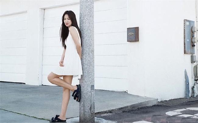 Song Hye Kyosau 20 năm đóng Trái tim mùa thu - 17