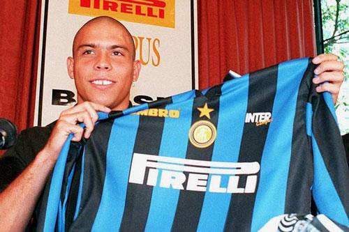 Tính theo tốc độ trượt giá của đồng tiền và yếu tố thị trường, Ronaldo