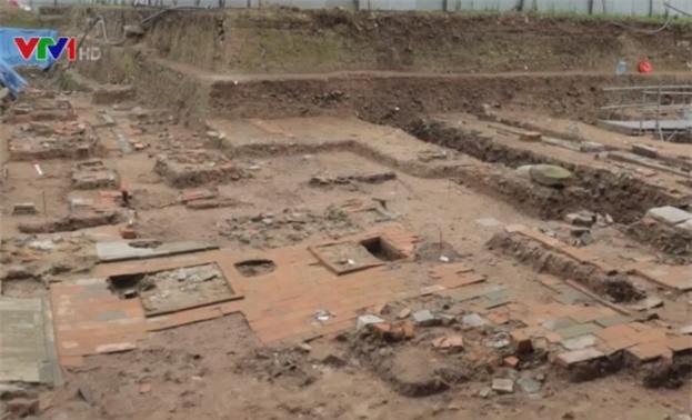 Thêm nhiều phát hiện mới về di sản thế giới Hoàng thành Thăng Long - Ảnh 1.