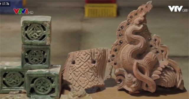 Thêm nhiều phát hiện mới về di sản thế giới Hoàng thành Thăng Long - Ảnh 4.