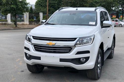 Bảng giá xe Chevrolet tháng 4/2020: Giảm giá cực sốc