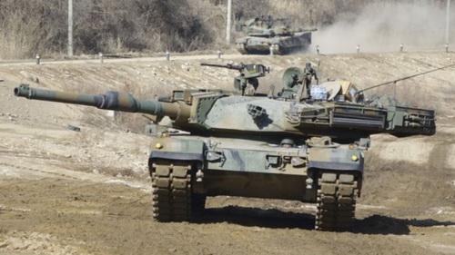 DATQ của Hàn Quốc đã thông báo rằng họ đang lên kế hoạch nâng cấp K1A2 MBT của RoKA. Ảnh: Dae Young Kim.