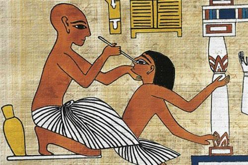 Những điều kỳ diệu có từ thời Ai Cập cổ đại