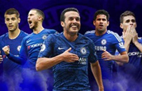 Top 5 'sát thủ' của Chelsea: Không có Lampard, Hazard chỉ đứng thứ 3