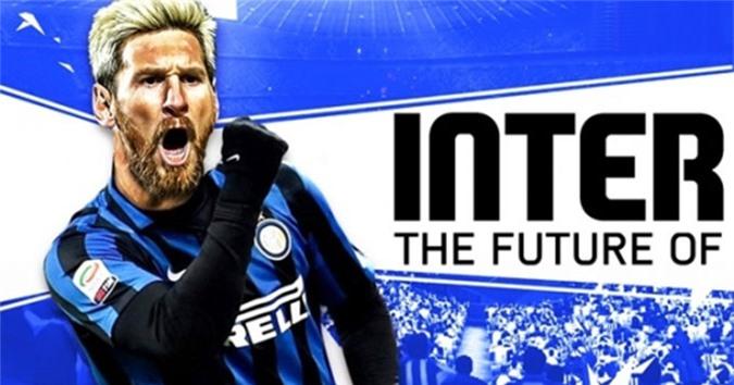 Inter là đội bóng duy nhất sẵn sàng giải phóng hợp đồng cho Messi