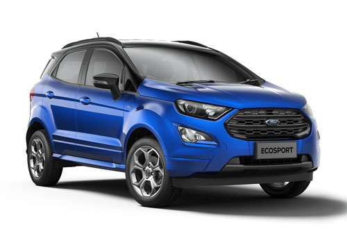 Ford EcoSport giảm giá 65 triệu tại Việt Nam