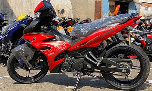 Yamaha MX King 150i 2020.