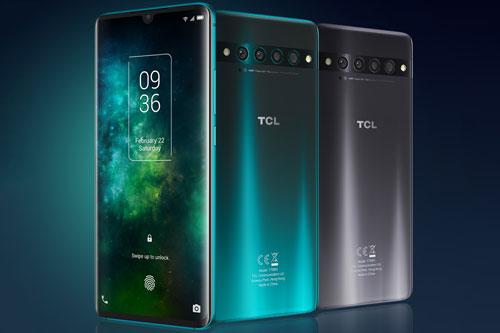 TCL 10 Pro có 2 màu sắc gồm xám và xanh lá. Giá bán của máy là 449 USD (tương đương 10,52 triệu đồng).