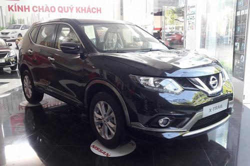 Nissan X-Trail V-series. Ảnh: Nissan Buôn Ma Thuột.