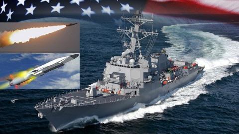 Mỹ đang tích cực phát triển phòng thủ chặn đòn tấn công siêu thanh.