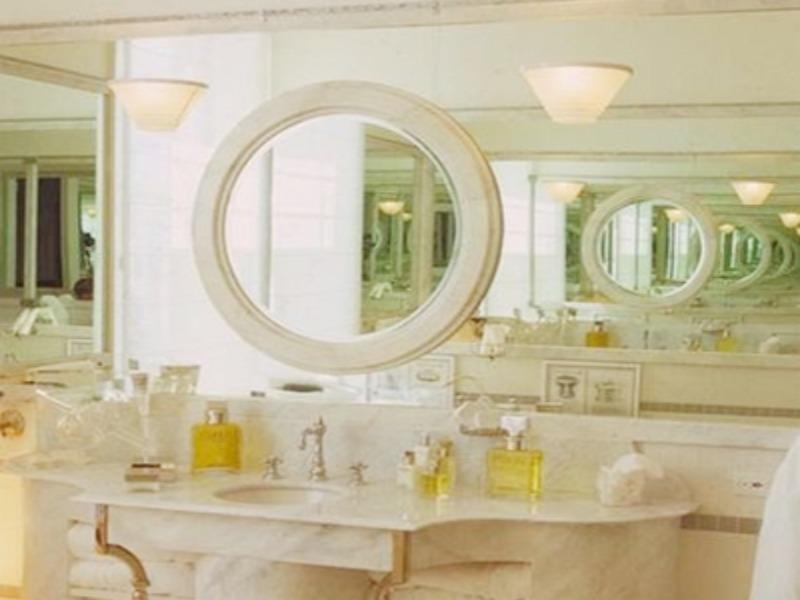 Không nên treo nhiều gương trong nhà