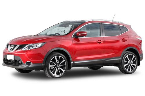 10. Nissan Qashqai (doanh số: 3.392 chiếc).