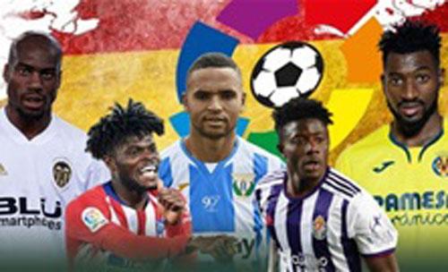 5 cầu thủ châu Phi 'làm mưa làm gió' ở La Liga