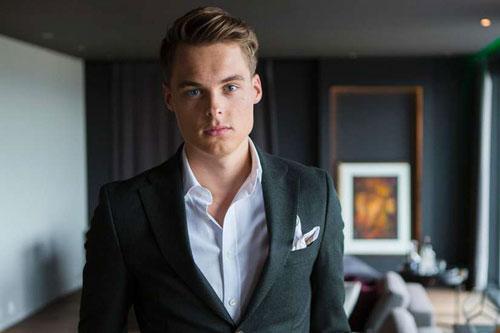 4. Gustav Witzoe, 27 tuổi (Na Uy) - Tổng tài sản: 2,3 tỷ USD.